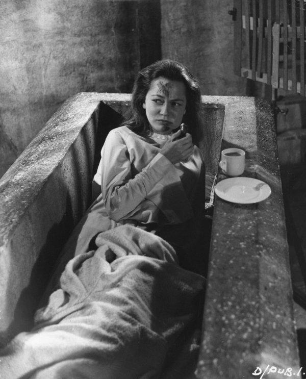 "Перерыв на обед, ""Дракула"", 1958 год"