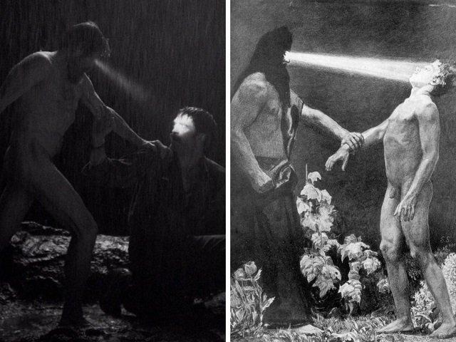 «Маяк», Роберт Эггерс, 2020 год — «Гипноз», Саша Шнайдер, 1904 год