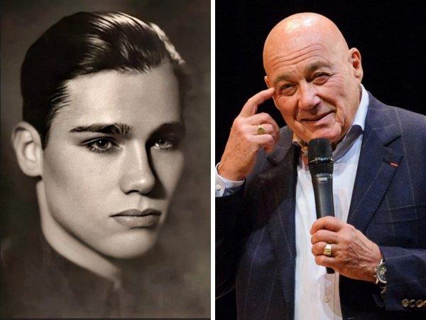 Владимир Познер (86 лет)