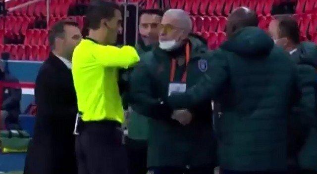 Матч Лиги чемпионов в Париже между ПСЖ и «Истанбул Башакшехиром» был прерван из-за расизма