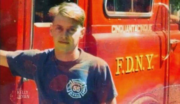 Стив Бушеми — пожарный