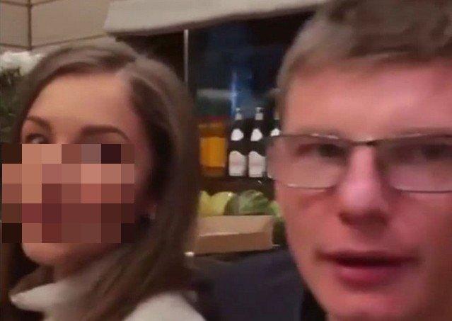Татьяна Козырнова - новая девушка бывшего лидера сборной России по футболу Андрея Аршавина