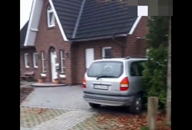 Вот так выглядит обычная немецкая деревня