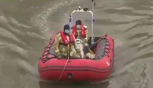 Бельгийские спасатели