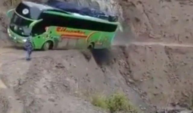 Водитель смог вырулить в крайне сложной ситуации