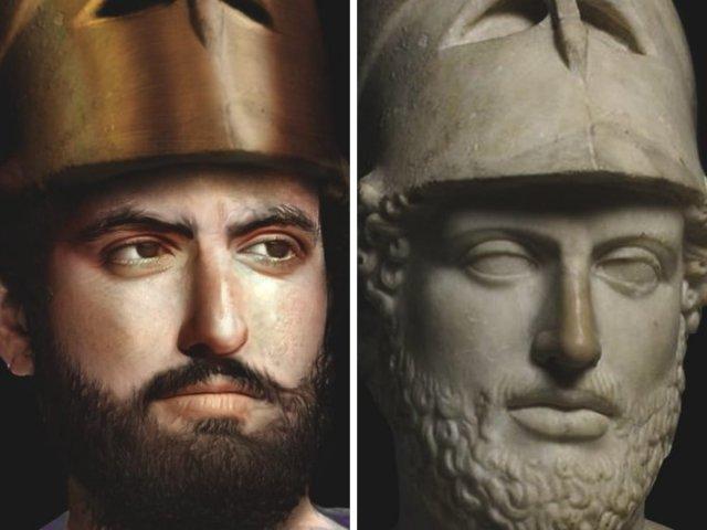 Перикл — афинский государственный деятель и оратор