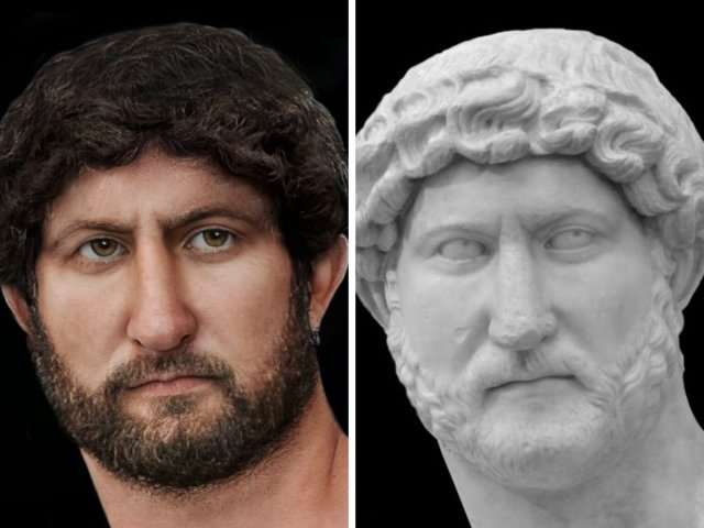 Адриан — римский император, правил с 117 по 138 год