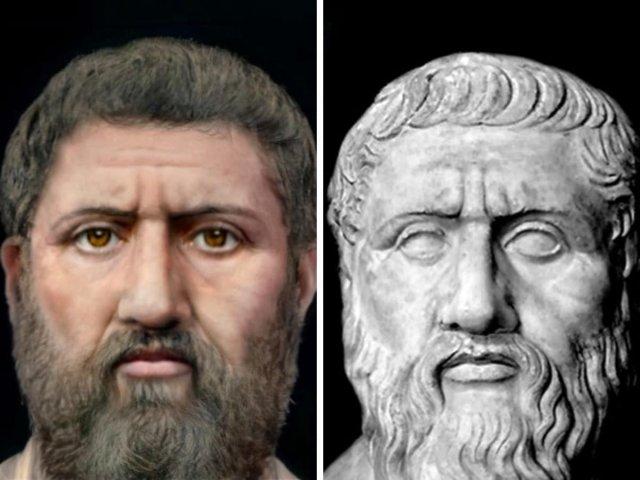 Платон — древнегреческий философ
