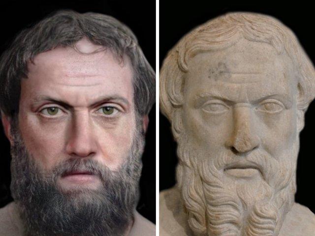 Геродот — древнегреческий историк