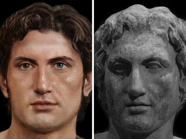 Александр Македонский — македонский царь и полководец