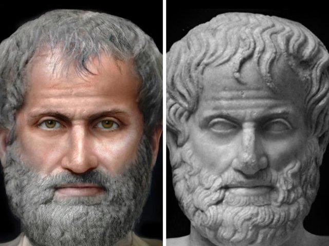 Аристотель — древнегреческий философ