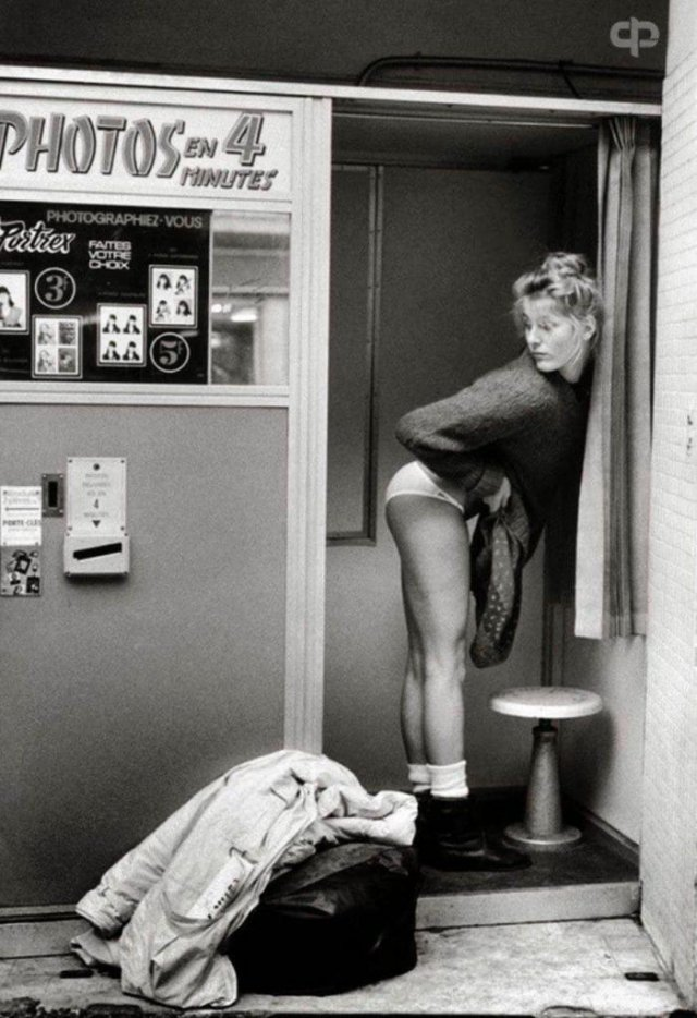 Фото на память, Франция, 1980 год
