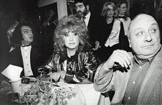 Филипп Киркоров, Алла Пугачева и Михаил Жванецкий, 1996 год, Россия