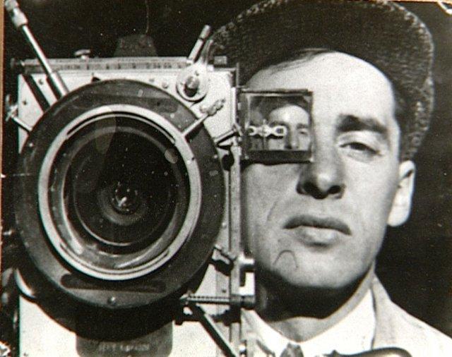Кинооператор Михаил Кауфман, 1920–е годы, СССР