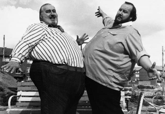 Победители конкурса толстяков, 1975 год, Великобритания