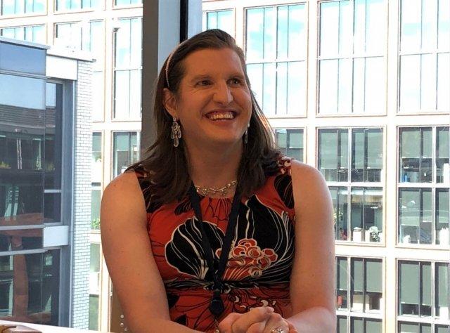 Шарлотта Клаймер: женщина-трансгендер, заявившая, что станет министром образования в команде Джо Бай