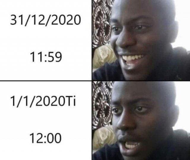 Люди начинают прощаться с уходящим 2020 годом