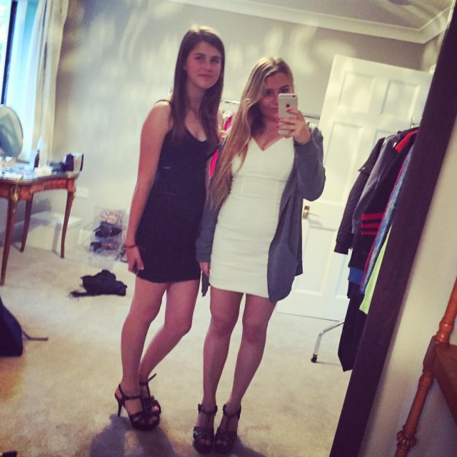Софья Абрамович - дочь миллиардера Романа Абрамовича с подругой