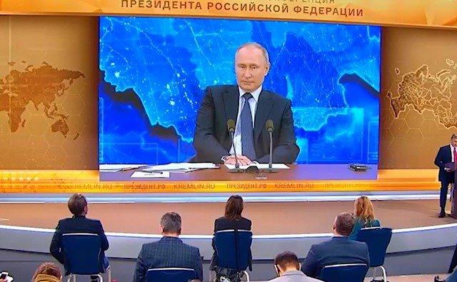 Владимир Путин ответил на вопрос о расследовании Алексея Навального