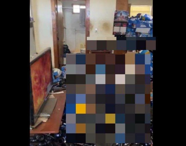 Владелец дома в Техасе был в шоке, когда увидел, что после себя оставил арендатор
