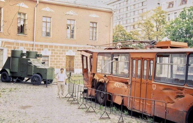 Москва. Музей Революции.