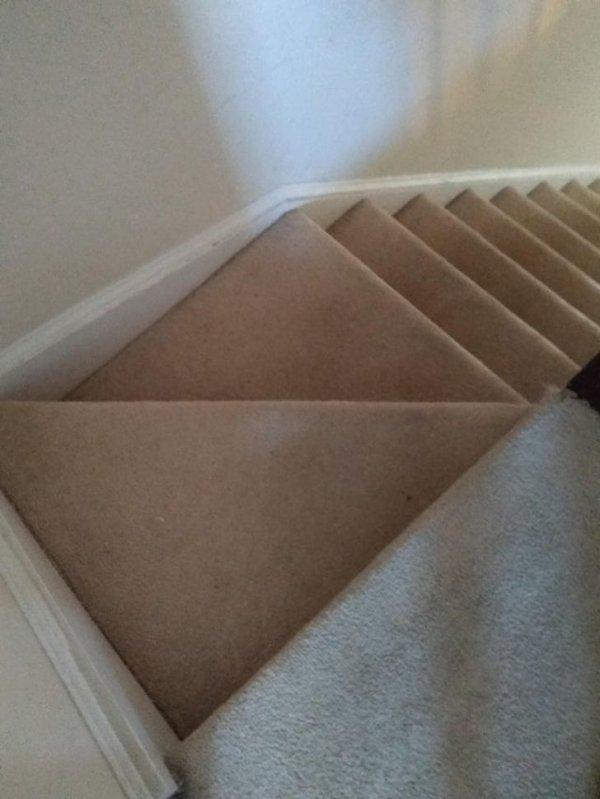 Лестница, на которой сложно не споткнуться