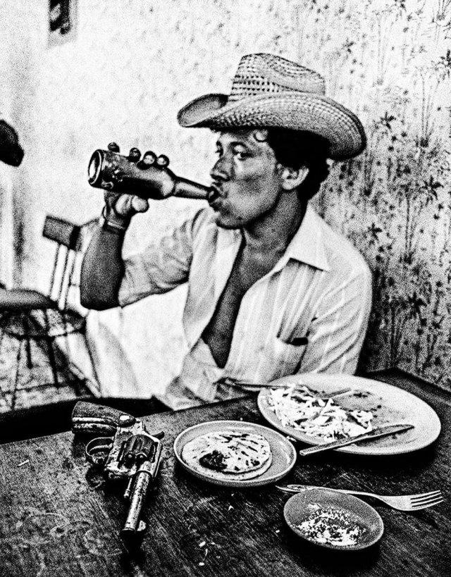Наемник Отряда Смерти. Сальвадор, 1980 год.