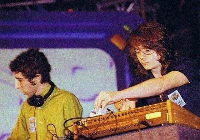 Daft Punk без масок, 1990-е.