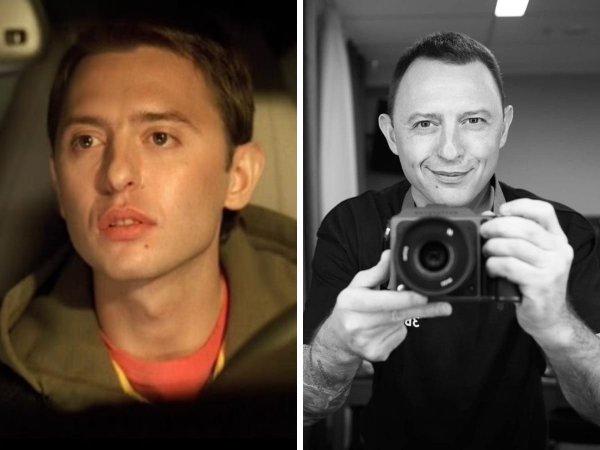 Роман Билык (Звери), 43 года