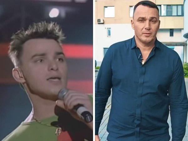 Кирилл Андреев (Иванушки International), 49 лет
