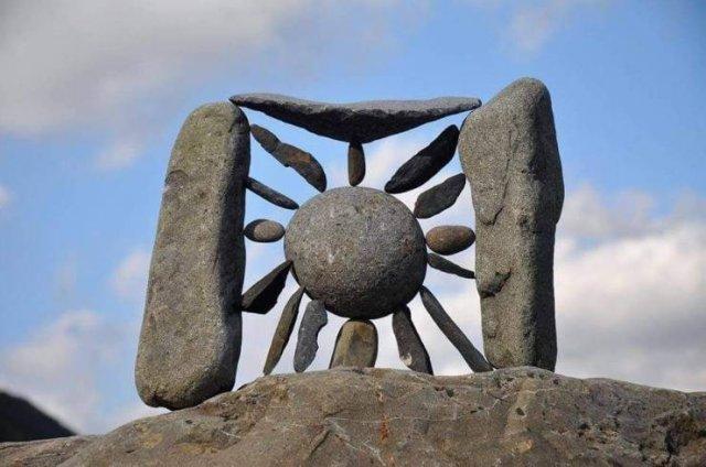 Искусство из камня