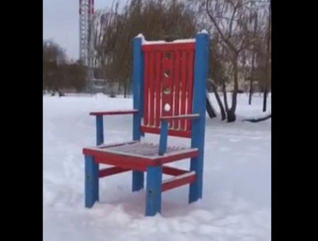 """""""Стул больших возможностей"""" за 124 000 рублей в Тамбовской области"""