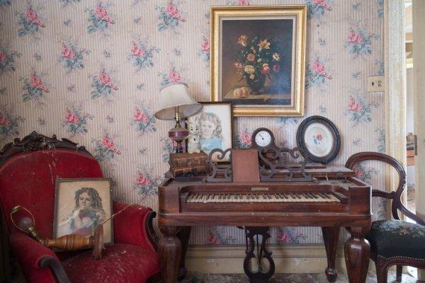 маленькое пианино