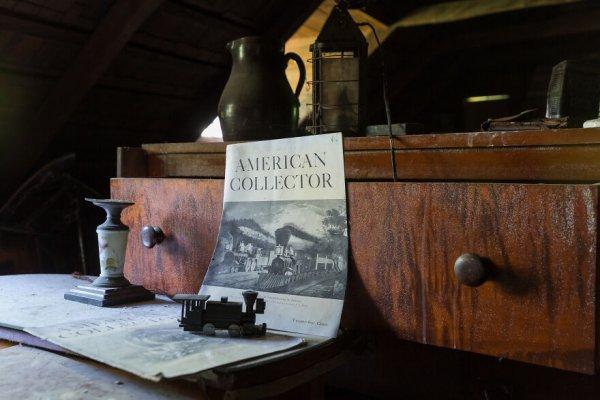 «Американский коллекционер»