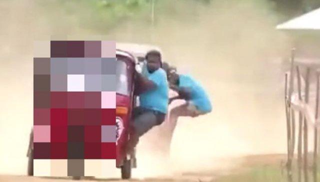 Вот так выглядят раллийные гонки в Индии