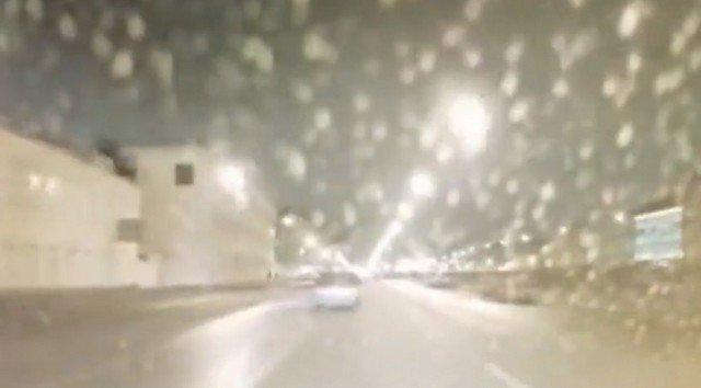 Зрелищная погоня по Санкт-Петербургу со стрельбой, полицией и пьяным водителем