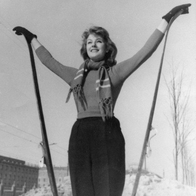 Светлана Дружинина, 1960–е, СССР