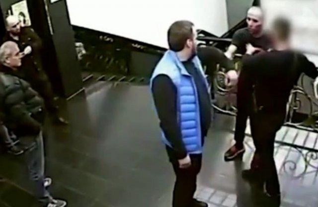 Чеченец разгромил ресторан, напал на сотрудника полиции, но после был отпущен домой