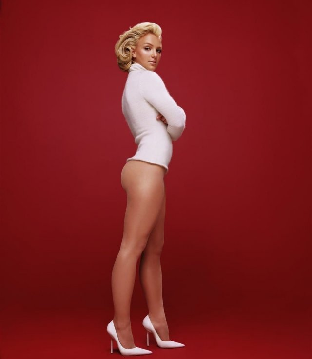 Бритни Спирс, 2004 г.