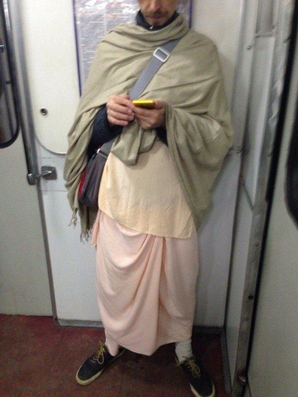 мужчина монах