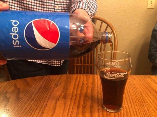 пепси и кола