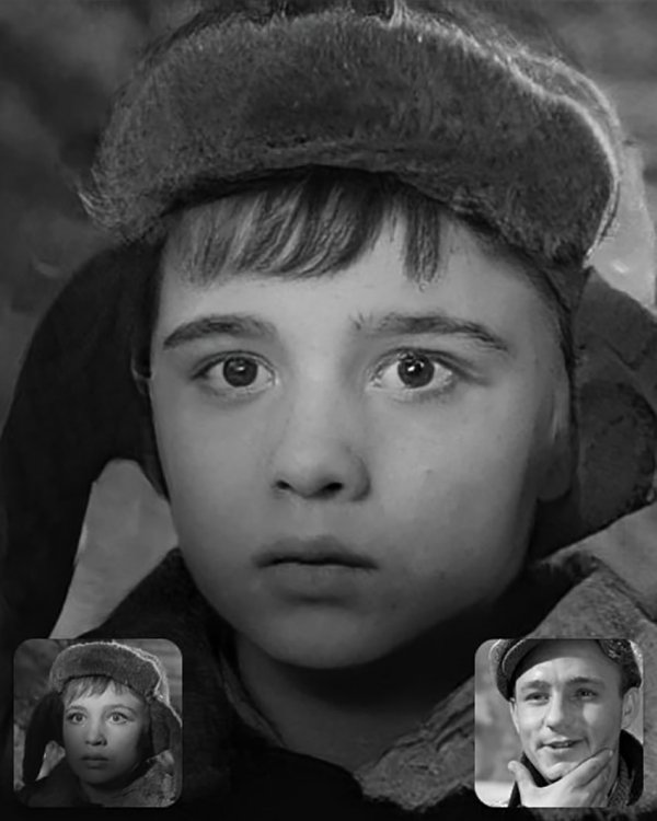 Сын Тоси Кислицыной и Ильи Ковригина из «Девчат» (1961)
