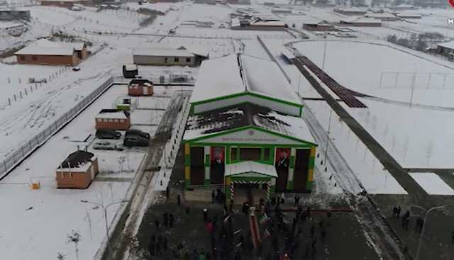 Рамзан Кадыров назвал новый спорткомплекс в Чечне в честь 15-летнего сына