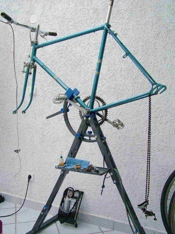 стойка для ремонта велосипедов
