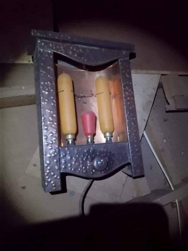 ламповый обогреватель