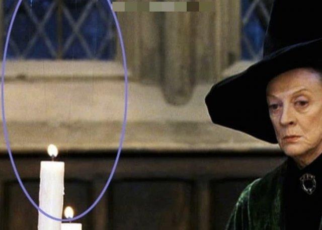 """Летающие свечи из """"Гарри Поттера"""""""