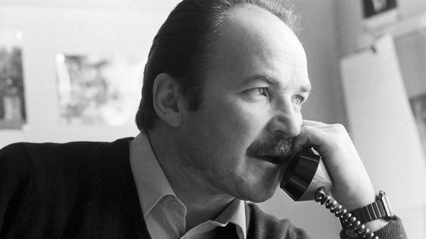 Последний министр культуры СССР Николай Губенко