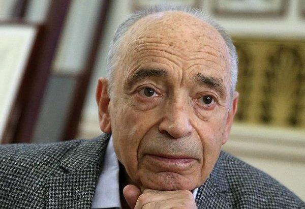 Народный артист России Валентин Гафт, 85 лет