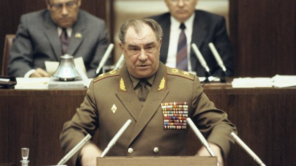 Последний Маршал Советского Союза Дмитрий Язов, 95 лет