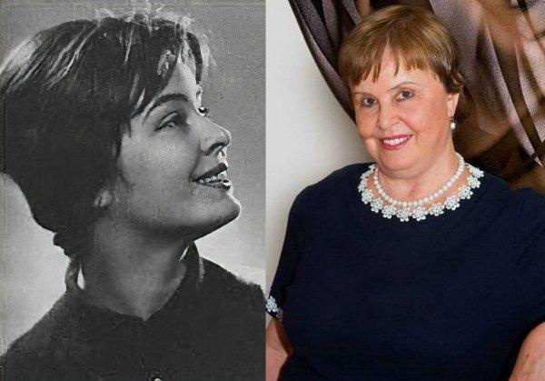 Людмила Касьянова, Советская актриса, журналист, телеведущая, искусствовед, 85 лет